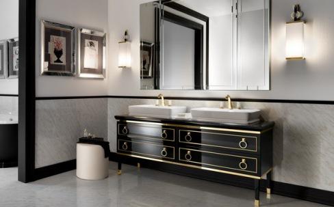 Мебель для ванной элитные Смеситель Boheme Medici Ripresa 301 для раковины